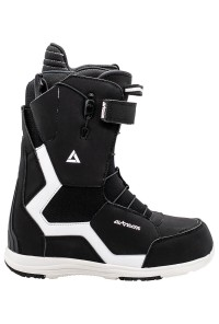 Snowboard Boots Strong Quick Lace Black