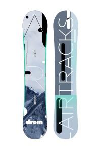 Lady Snowboard Drom Rocker