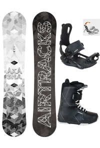 Snowboard Set Akasha Rocker