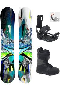 Snowboard Set Places Zero Rocker