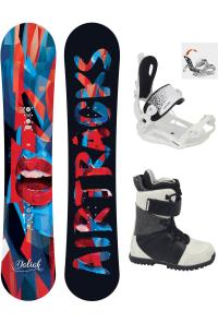 Lady Snowboard Set Daliah
