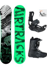 Snowboard Set Steeze Rocker