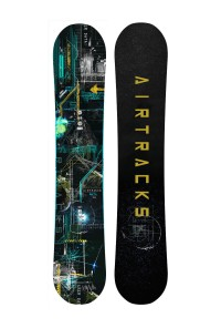 Data Snowboard Zero Rocker Wide