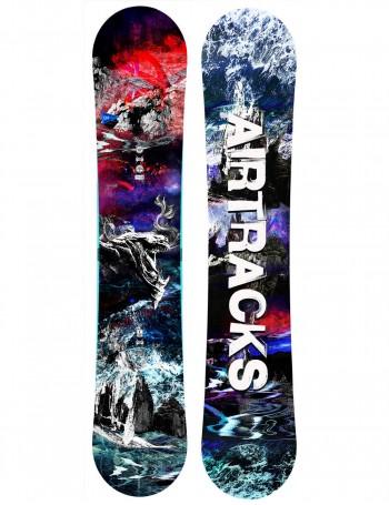 Fantasy Carbon Zero Rocker Snowboard