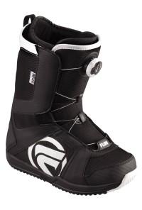 Snowboard boots flow vega boa black