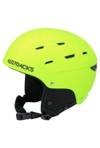 Helmet ski / snowboard savage t2x neon