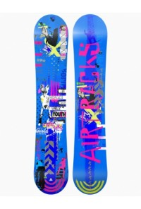 Snowoboard bluebird zero rocker freeride / freestyle