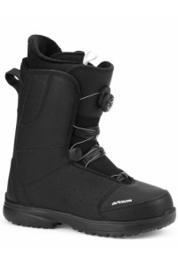Snowboard Boots Star Atop Quick Lace