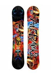 Another World Snowboard Carbon Rocker