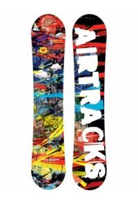 Graffiti Snowboard Zero Rocker