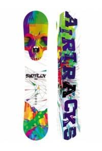 Skully Snowboard Rocker Wide