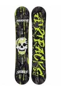 Savage Neon Snowboard Rocker